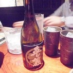 海蔵 - 「芋焼酎 平蔵(ボトル)」(3024円)