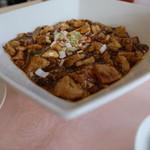 51298557 - Cランチセット(1600円)の麻婆豆腐