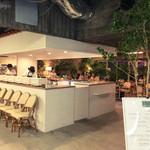 カフェ ド ロペ - お店の外観