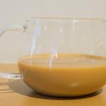 ブルーボトルコーヒー - エルサルバドルにたっぷりミルク
