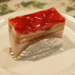 キャトルセゾン - ショートケーキ