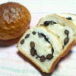 クロ・デ・ムーシュ - 黒豆トースト、フランスあんぱん
