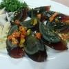 タイ料理 フレンド - 料理写真:「ヤム カイ ヨーマー(ピータンのサラダ)」(1000円)