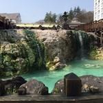 中村屋旅館 - 湯畑