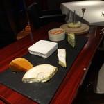 メゾン ド ミナミ - チーズ