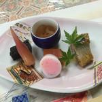 日本料理 鰻割烹  新川 - 八寸