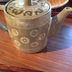丹生庵 - 蕎麦湯