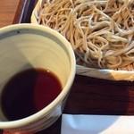 丹生庵 - 蕎麦つゆ 辛口