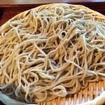 丹生庵 - 二八蕎麦