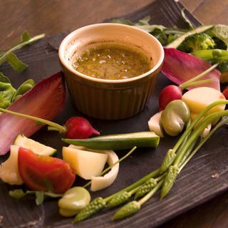 季節の彩りや美味しさに耳を傾けながら、厳選される食材