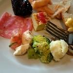Irupojitano - ランチ 前菜