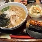 お団子と甘味喫茶 月ヶ瀬 - お団子セット 810円
