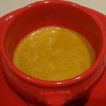 メゾン ド ミナミ - オマール海老のスープ