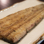 はせ川 - 料理写真:白焼き(梅:1,550円)