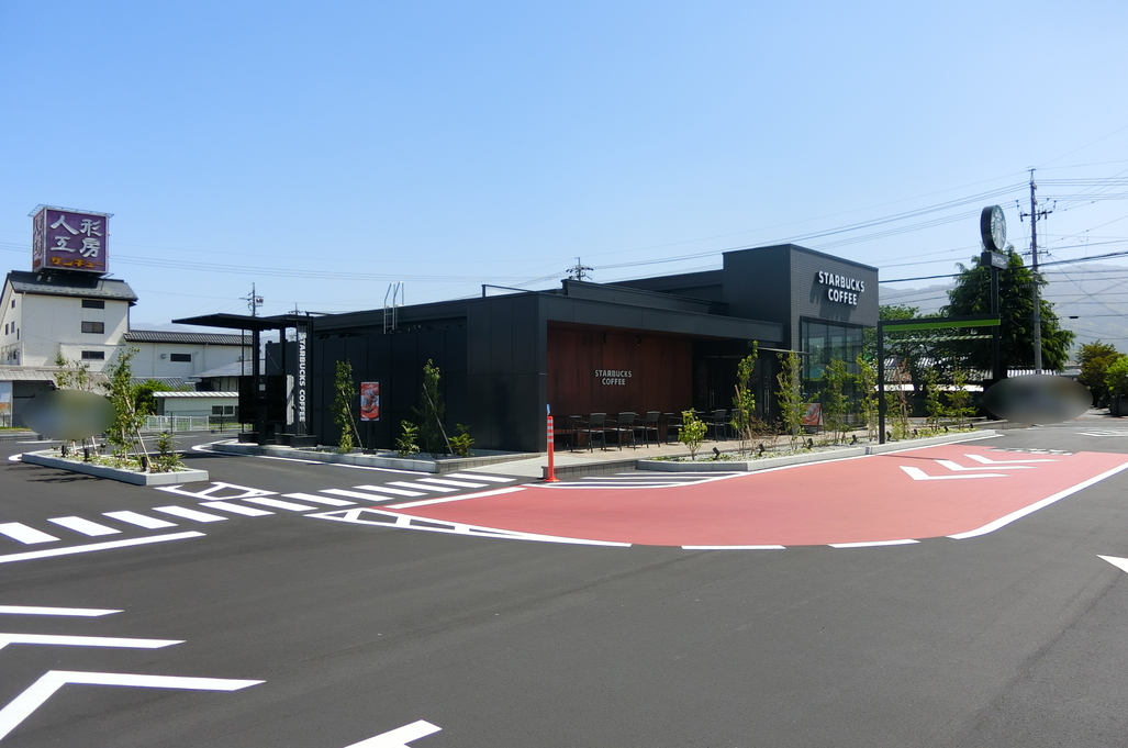 スターバックスコーヒー 松本平田店