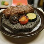 51306030 - 【石焼 お肉の懐石】黒毛和牛石焼