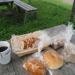 タビタのパン - あんパン、ミックス、プレーン