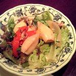 フレンズ - 烏賊と野菜のマリネ