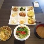 トレッタみよしレストラン - 料理写真:(2016.05)