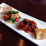 リネア - 郷土料理を楽しめる 前菜
