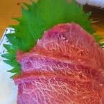 富久寿司 - 馬刺し