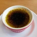 Healthy Cafe SANTE - ほうれん草のブリュレ