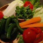 51314237 - 宮崎県綾町の野菜