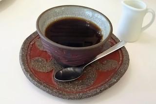 カフェ哲 - ランチ:アンドロメダエチオピアコーヒー