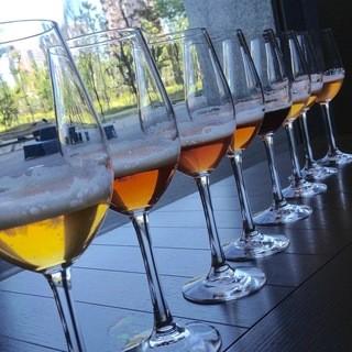 直輸入のアメリカクラフトビール、ベルギービール、ワイン