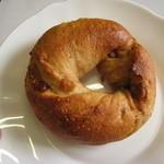 クローリック ベーグル - 料理写真:いちじくべーぐる