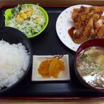 ランチハウス - 【5月限定】春の味覚定食(520円)