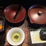 51319061 - 玉露(ひめみどり) ¥740                       どのお茶もわりと何煎も楽しめるのでコスパはいいですよ。1煎、2煎そこらで帰るなんて勿体無いです!
