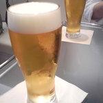 ロトカフェ - 200円UPでランチの飲み物はアサヒ熟撰にグレードアップ