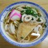 石川うどん店 - 料理写真:きつねうどん