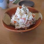 季寄 武蔵屋 - ポテトサラダ