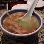 51323797 - キンキのスープ