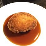 俺の和食英二 - 蟹クリームコロッケ