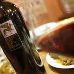 ピッツェリア ナポレターナ ラ・タヴォロッツァ - ワイン会