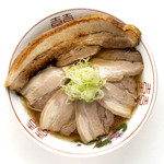 熟成醤油特チャーシュー麺