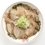 熟成醤油チャーシュー麺