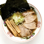 熟成醤油海苔ラーメン