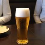 すずや - 生ビール