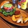BURGER CAFE & RESTAURANT シュビドゥバー - 料理写真:ALTバーガー+フラポセット