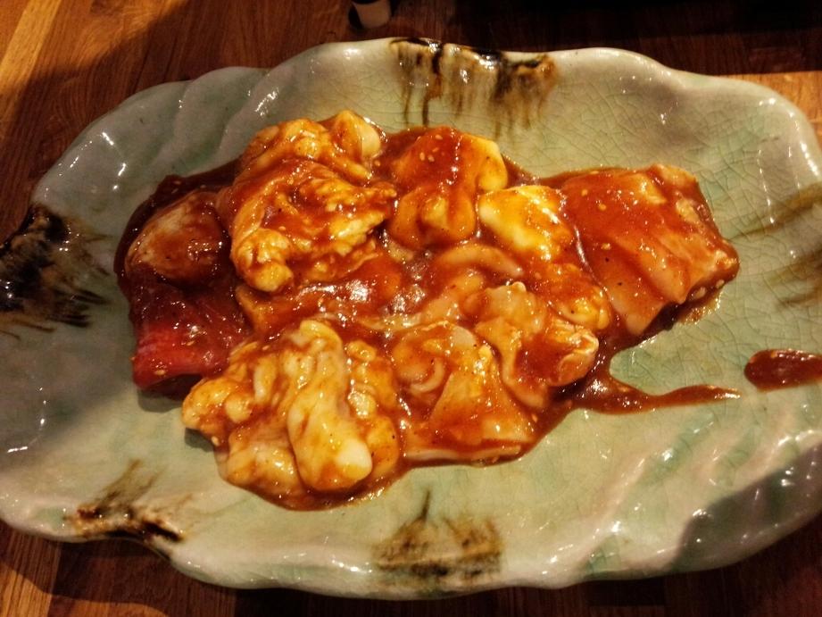 焼肉ホルモン 牛龍 南葛西店