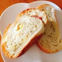 小麦の森-ベーコンチーズペッパー