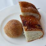 リストランテ・ヒロ  - 自家製パン