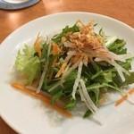 ダイニングキノシタ - サラダ
