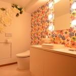 トラットリア シゲタ - お手洗いがきれいだと多くの方に褒めていただいています!