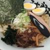 麺人 しょう太郎丸 - 料理写真:モツつけ麺(醤油)1/2