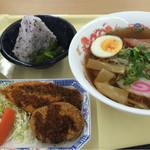 日阪製作所 鴻池事業所 社員食堂 - 料理写真: